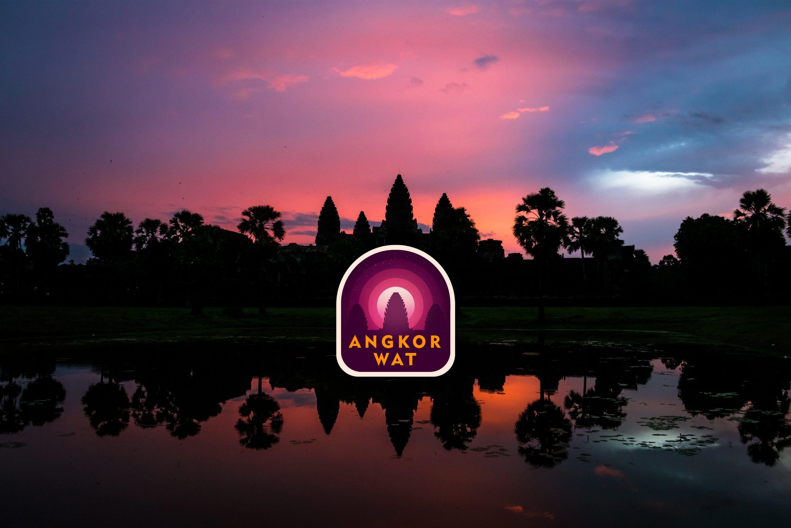 Angkor Wat Slide